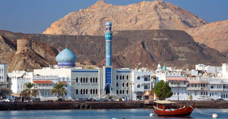 Visiter Oman et découvrir Muttrah à Muscate