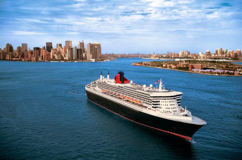 Croisière sur le Queen Mary 2 jusqu'à New York