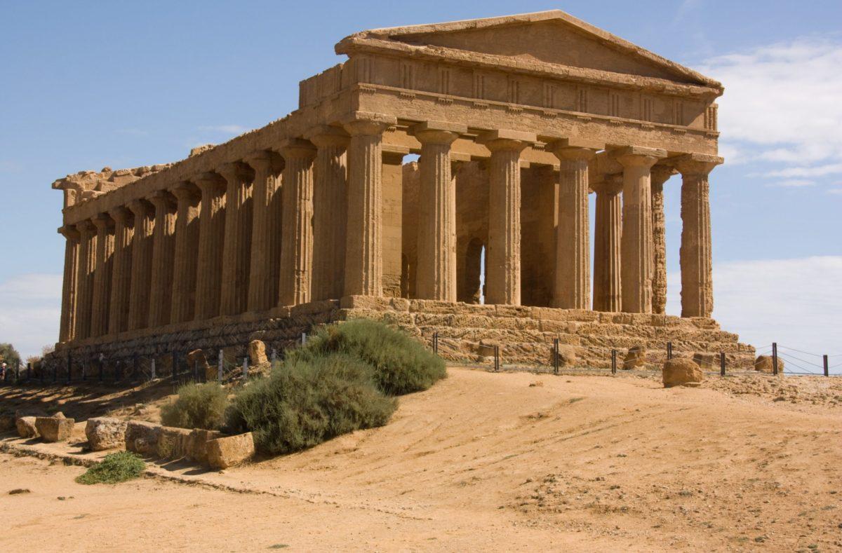 Visiter les temples d'Agrigente en Sicile