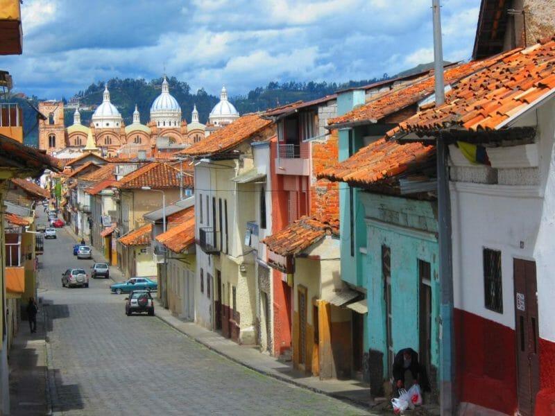 Visiter Cuenca en groupe en Equateur