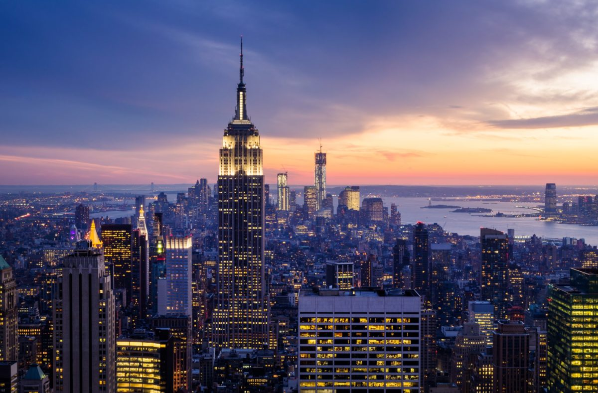 Visiter New York et voir l'Empire State Building