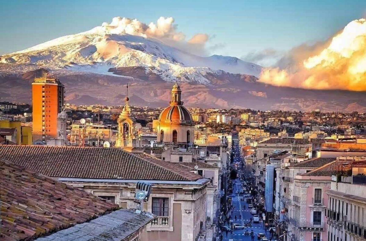 Visiter Catane et l'Etna en Sicile
