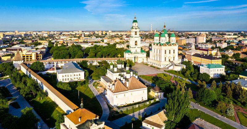 Croisière Volga – Moscou – Volgograd