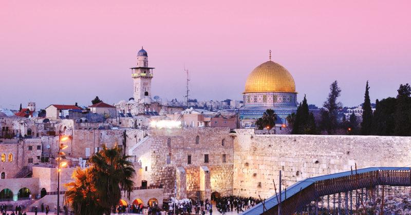 Visiter Jérusalem en voyage organisé en Israel
