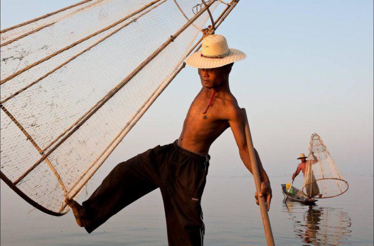 A la découverte du Lac Inle en Birmanie lors d'un circuit en Asie du sud-est