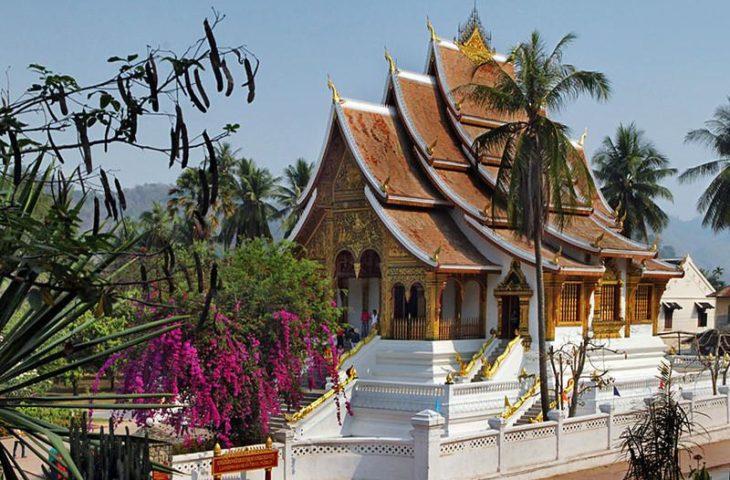 Circuit en Asie du sud-est et explorer Luang Prabang au Laos