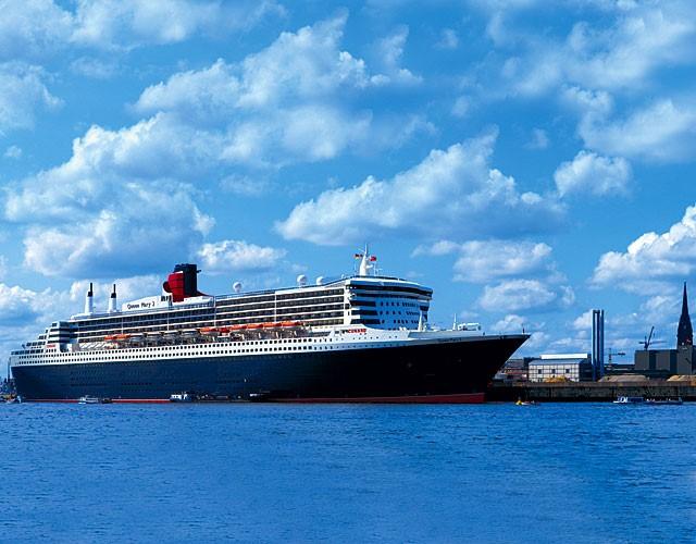 Croisière depuis Hambourg avec le Queen Mary 2