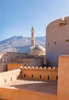 Circuit organisé Oman et découvrir les paysages désertiques