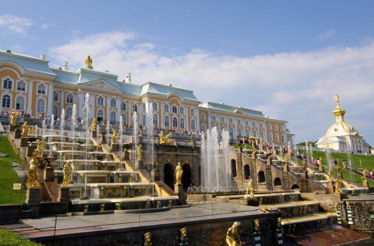 Voir le Peterhof avec un voyage organisé à St-Petersbourg