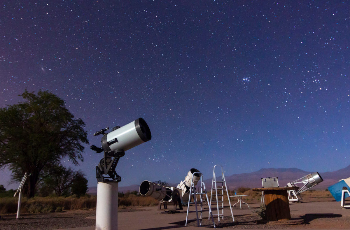 ferme astronomique San Pedro de Atacama