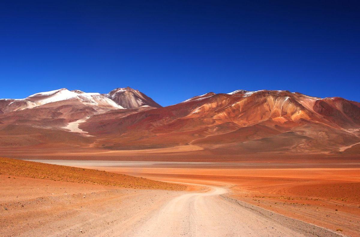 Visiter le désert Salvador Dali Bolivie