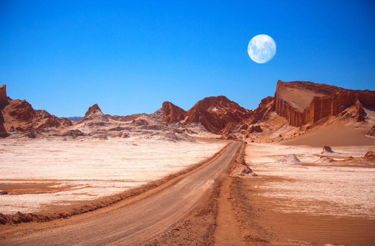 Visiter la Vallée de la Lune Chili