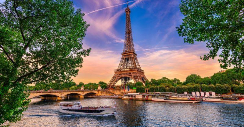 Croisière sur la Seine de Paris à Honfleur