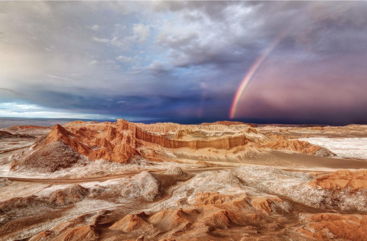 Visiter la Vallée de la Lune à Atacama au Chili