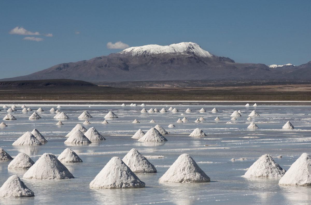 Explorer en groupe le Salar d'Uyuni en Bolivie