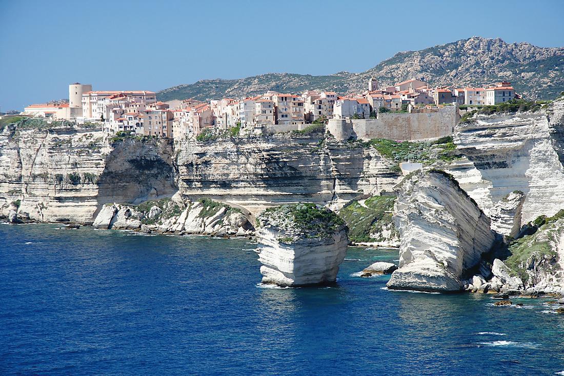 Bonifacio croisière en Corse
