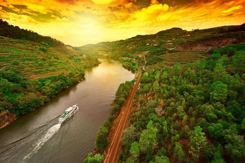Croisière sur le Douro, voyage organisé au Portugal