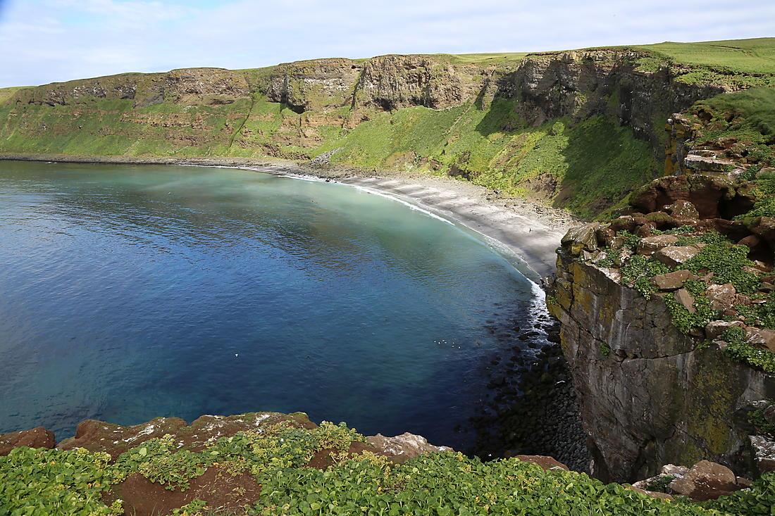 Littoral islandais