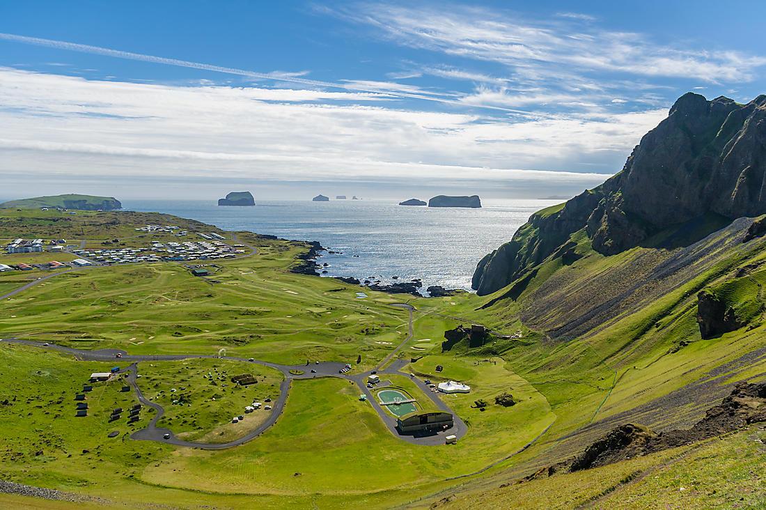 Vue islandaise