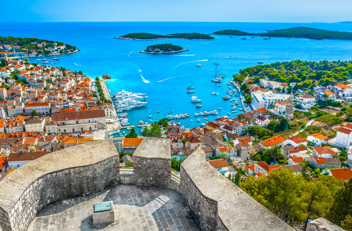 Croisière Côtière en Croatie