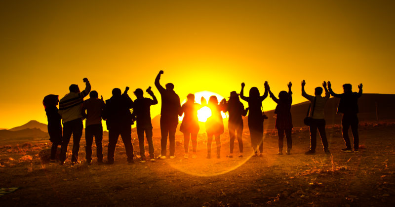 Nos 5 raisons de choisir un voyage en groupe organisé