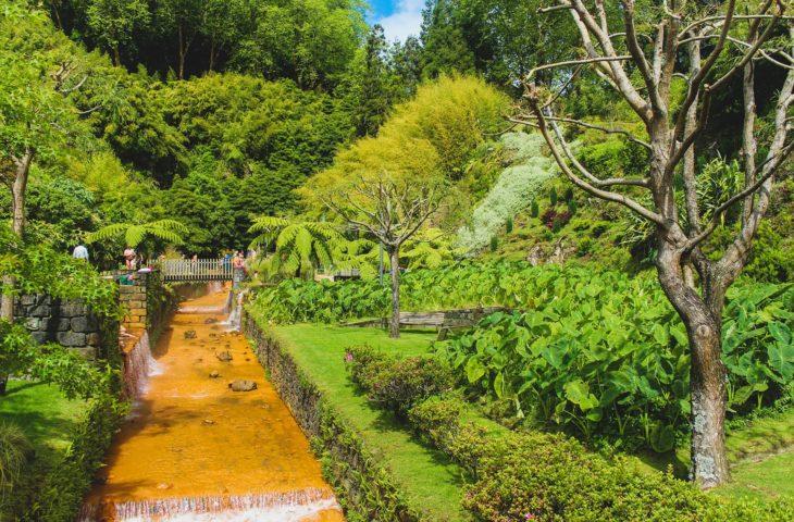 Voyage organisé aux Açores en petit groupe