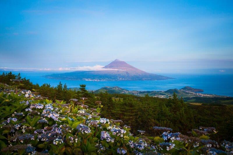 Voyage organisé aux Açores et visite de Pico Island