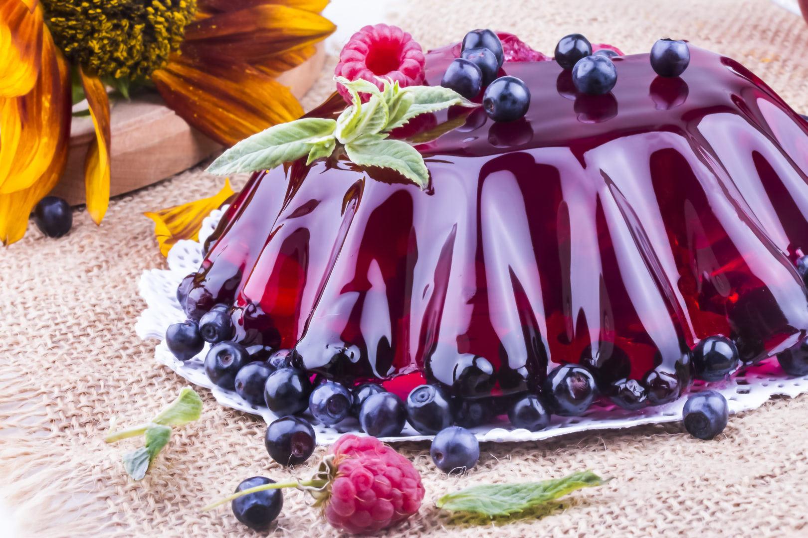Jelly spécialité culinaire en Angleterre