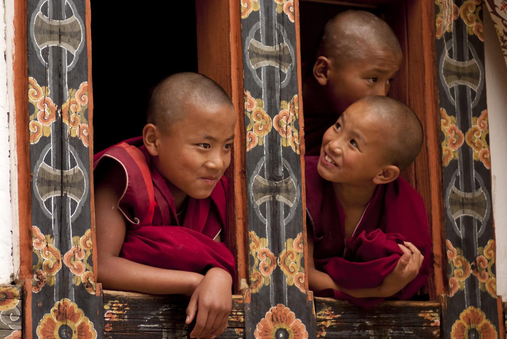 Bhoutan – Au Royaume du Dragon Tonnerre