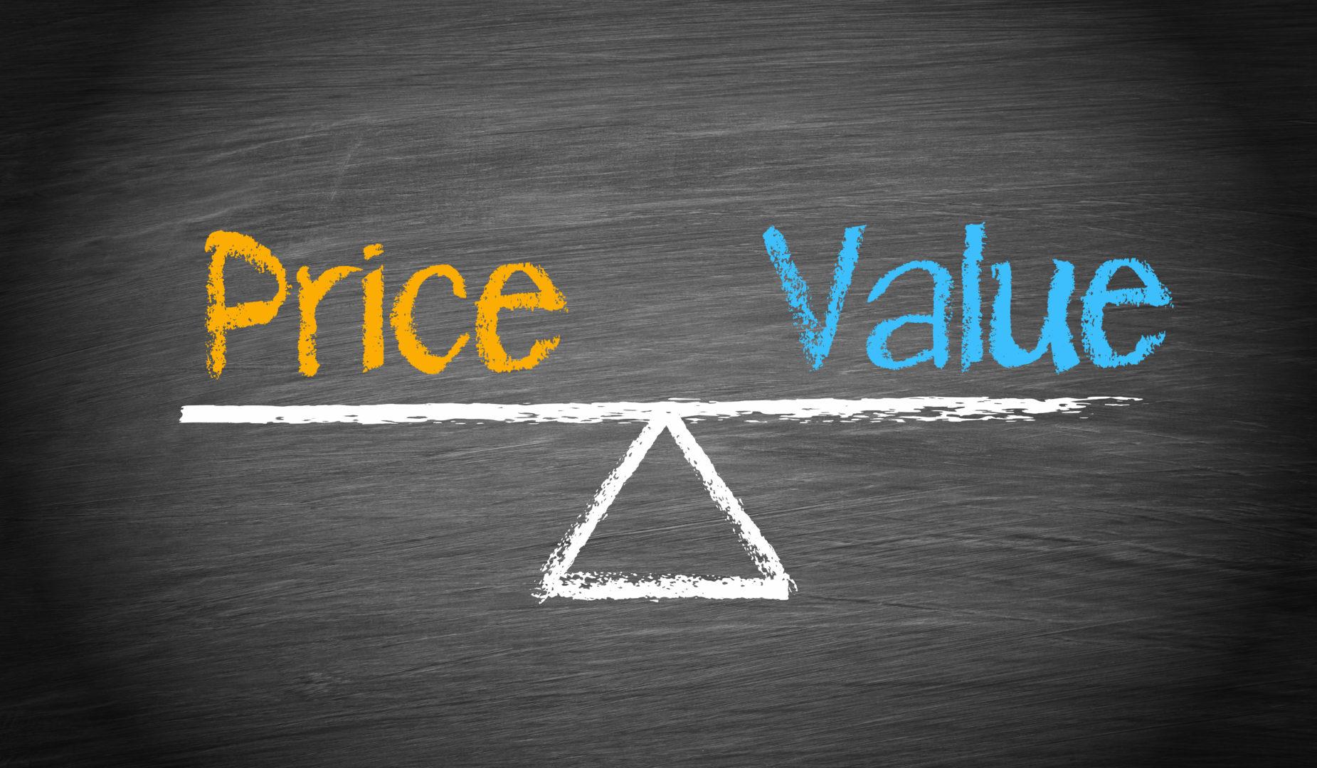 Qualité prix pour déterminer le combien coûte un voyage