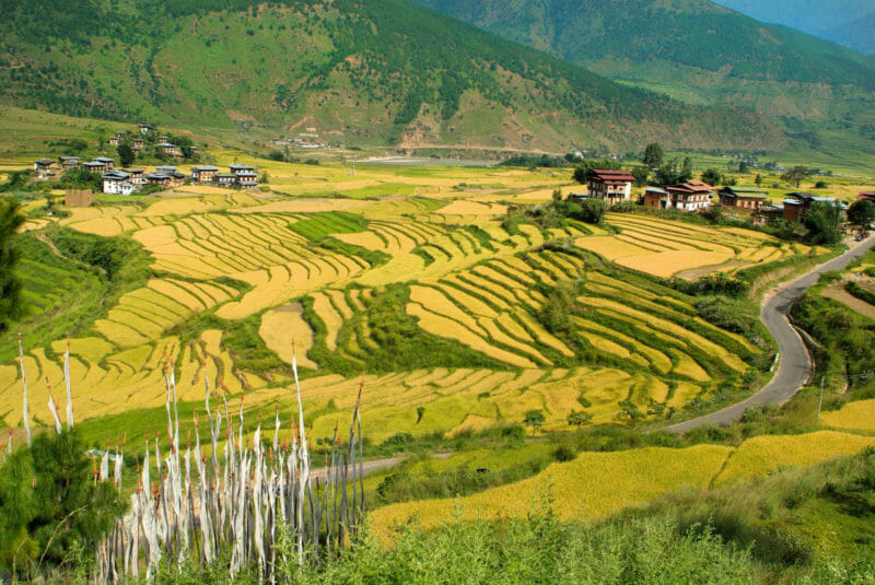 Voyage organisé Bhoutan