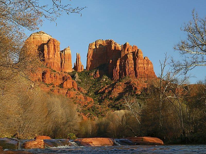 VIsite de Sedona voyage organisé ouest américain