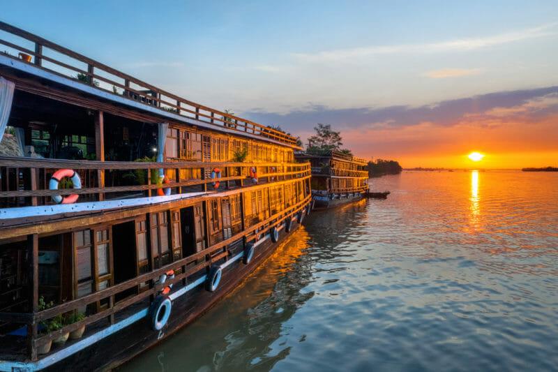 Croisière privée sur le Mékong Vietnam