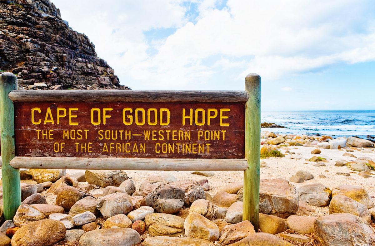 Visiter le Cap de Bonne-Espérance en voyage en groupe en Afrique du Sud