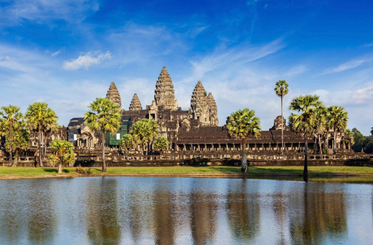 Voyage en groupe à Angkor Wat