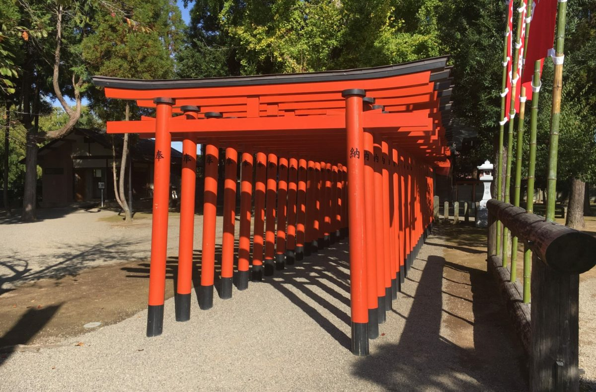 Kumamoto en voyage en groupe au Japon en automne