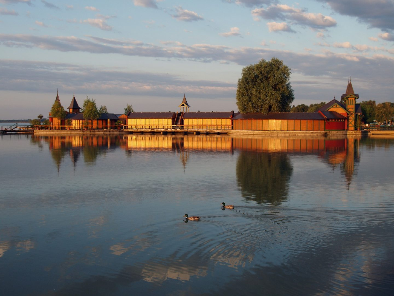 Lac Balaton un des plus beaux lacs d'Europe