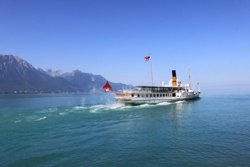 Les plus beaux lacs d'Europe Lac Léman Suisse France