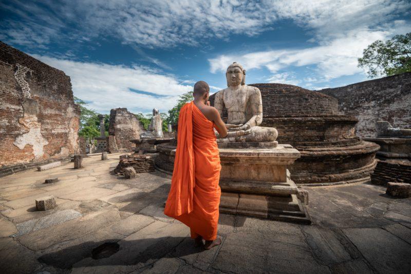 polonaruwa voyage en groupe au Sri Lanka
