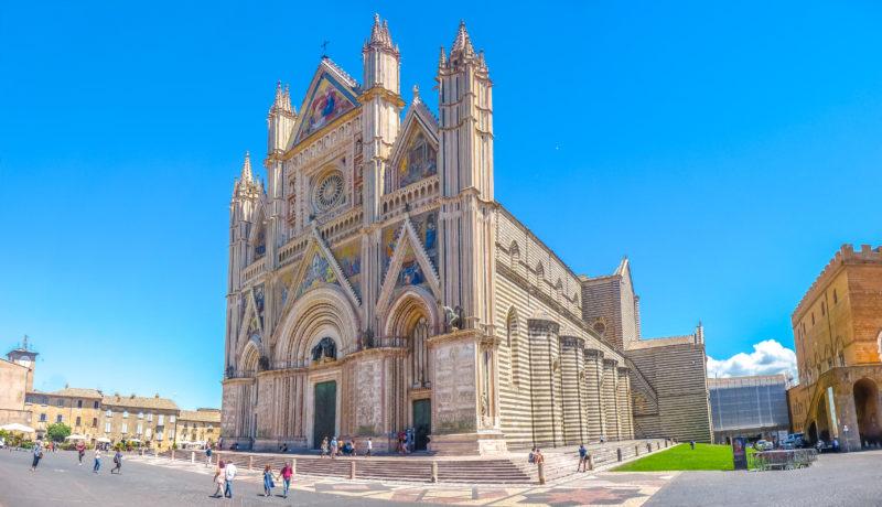 Découverte de la cathédrale d'Orvieto