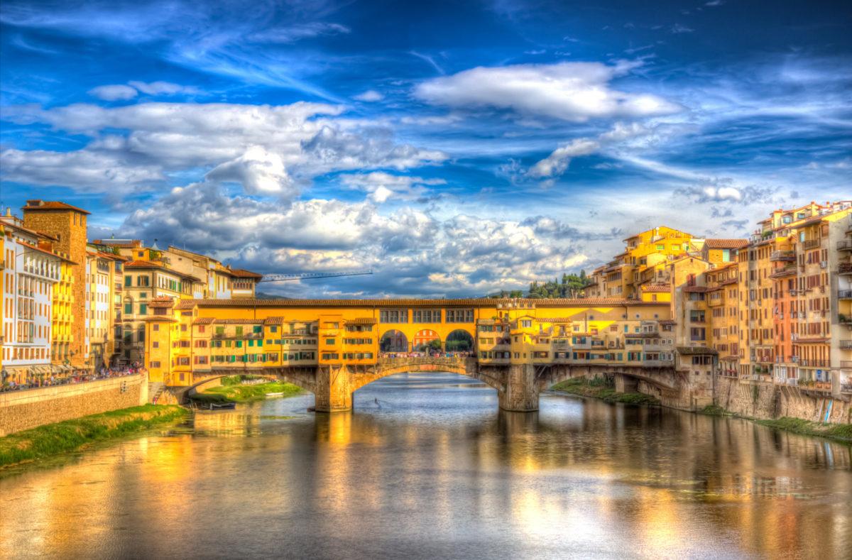 Visite de Florence et du Ponte Vecchio