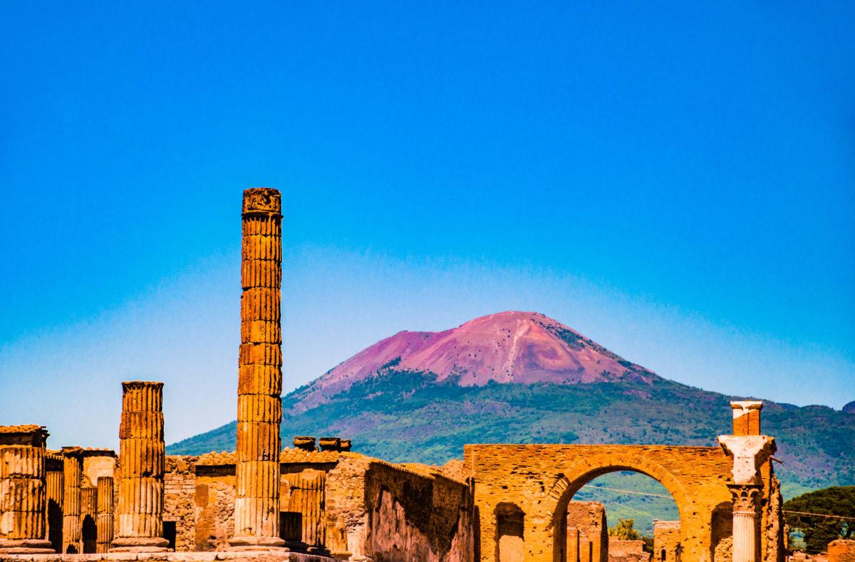 Visiter Pompéi lors d'un Nouvelan an sur la Côte amalfitaine