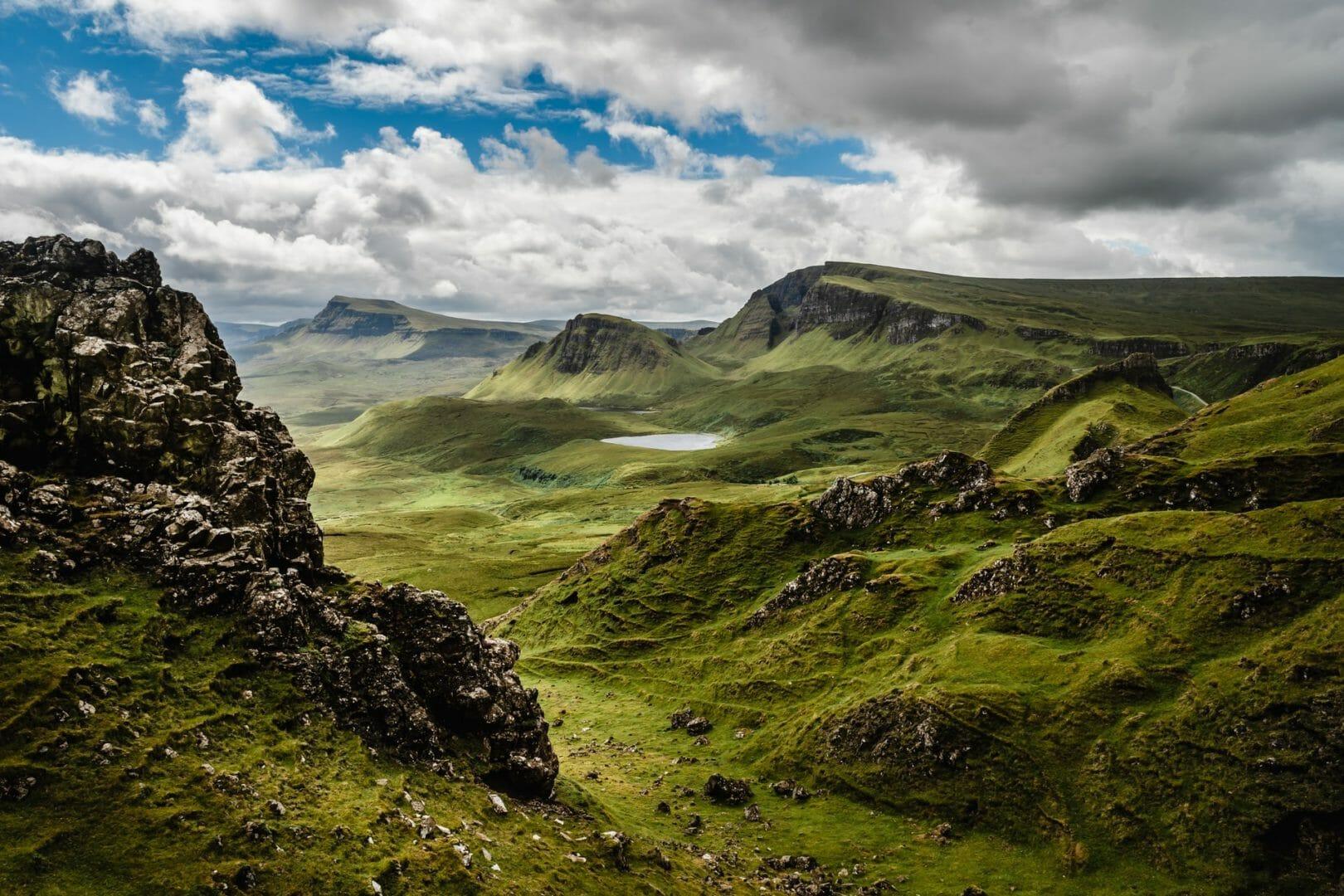 Voyager en Ecosse avec Braveheart dans les Highlands