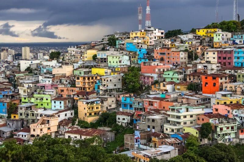 Visiter Las Penas Guayaquil Equateur