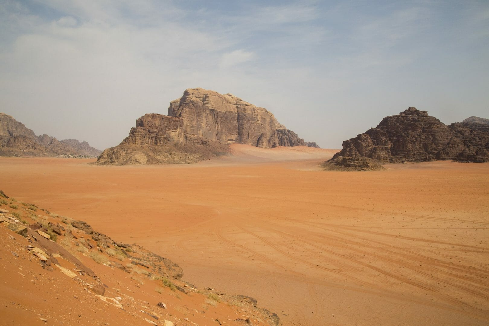 Voyager en Jordanie avec le film Lawrence d'Arabie