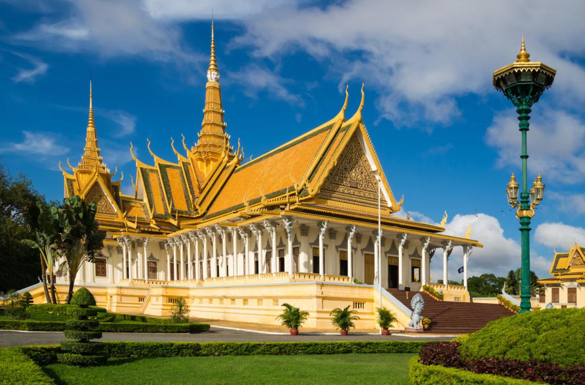 Visite des temples Sud Vietnam-Cambodge
