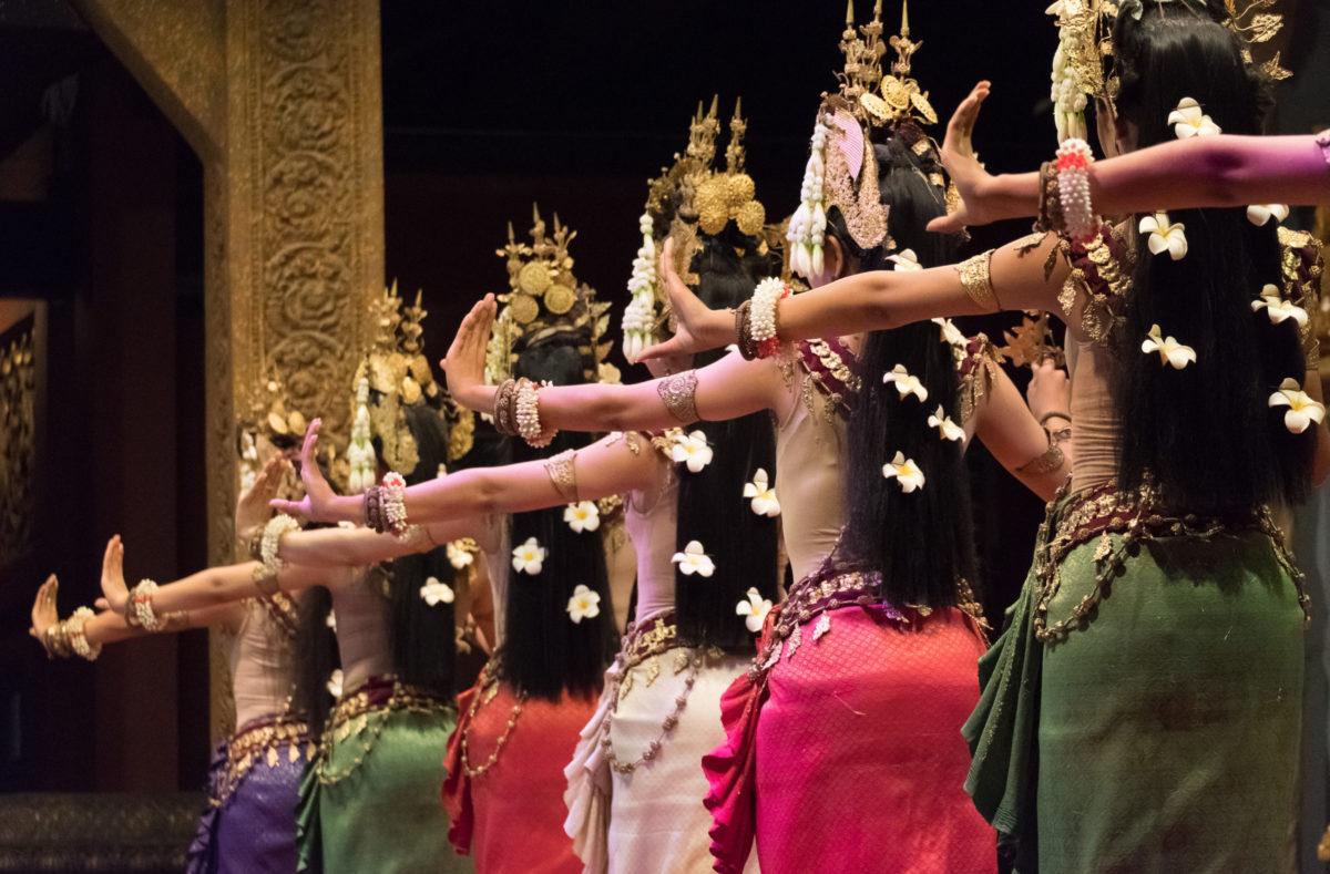 Danse artisanale Sud Vietnam et Cambodge