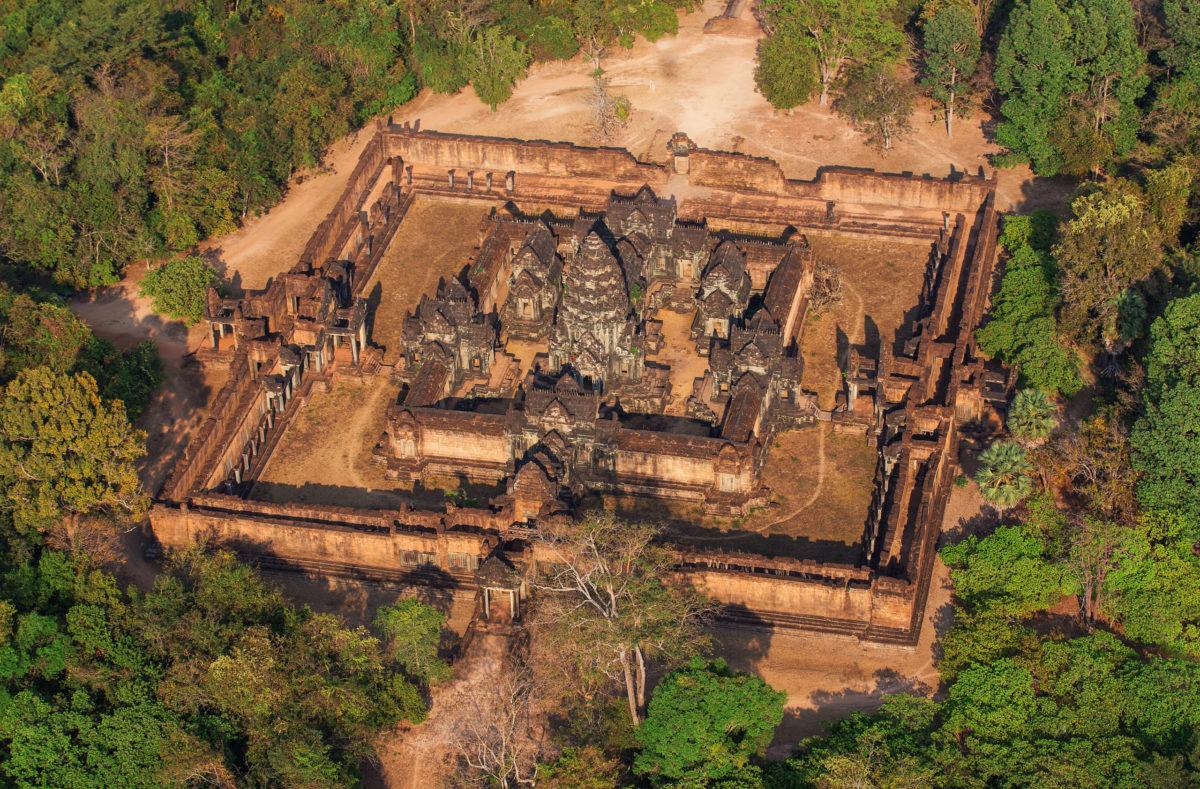 Visite d'Angkor au Cambodge