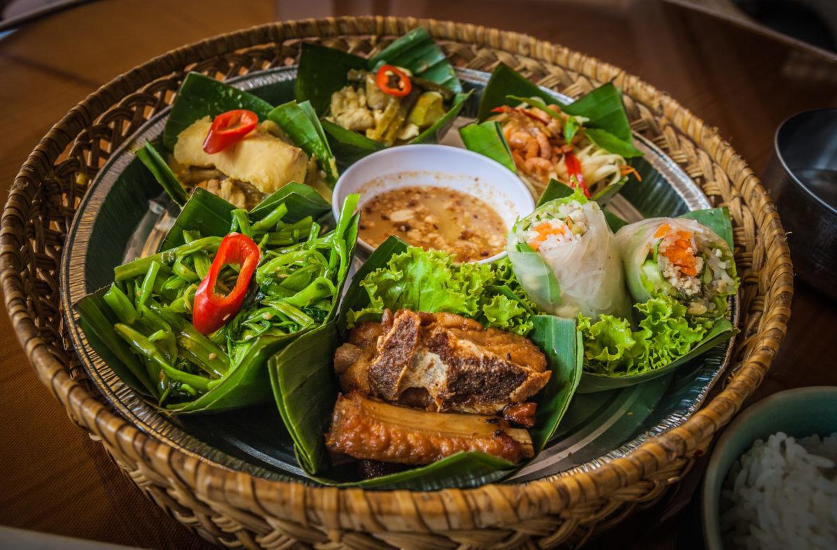 Spécialités culinaires Sud Vietnam et Cambodge