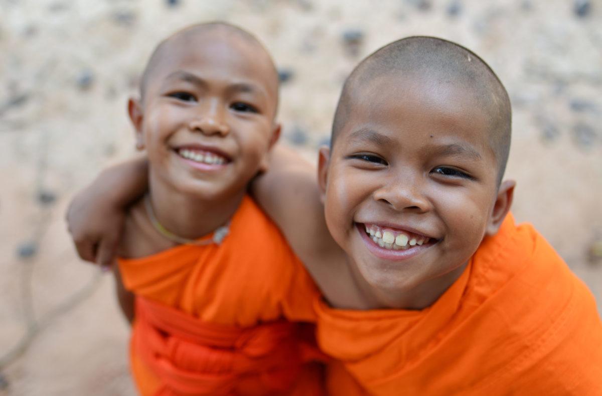 Visite du Cambodge